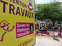 Travaux connexes, indispensables au tramway